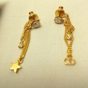 Christian Dior Sous Les Etoiles Earrings